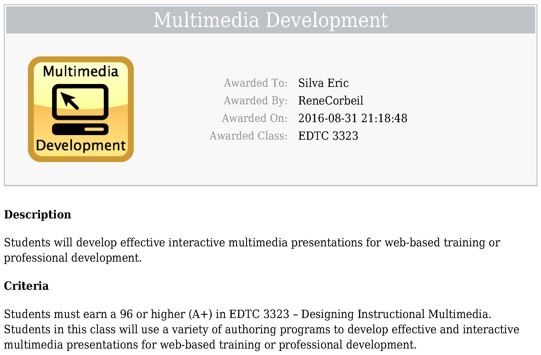 multimedia-development